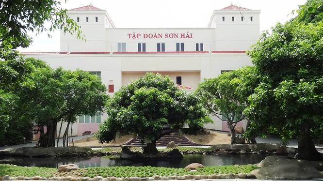 Trụ sở chính của Tập đoàn Sơn Hải (Nguồn: Sơn Hải Group)