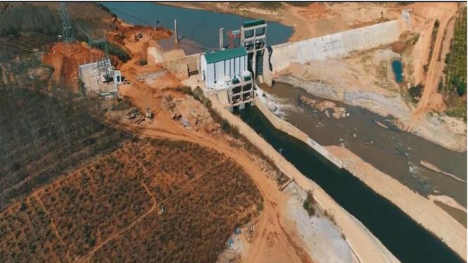 Thủy điện Plei Kần - Kon Tum (Nguồn: Tấn Phát Group)
