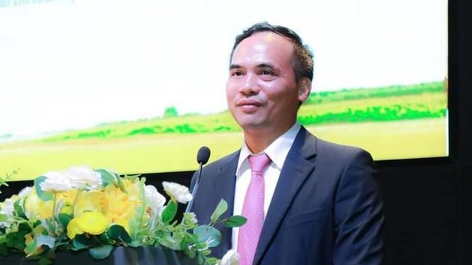 Ông Nguyễn Mạnh Quân - tân Phó Tổng giám đốc Bamboo Airways (Nguồn: BAV)
