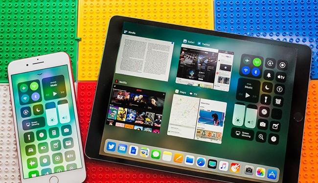 Đừng vội cài iOS 11 bản thử nghiệm lên thiết bị iOS duy nhất của bạn. (ảnh minh họa)