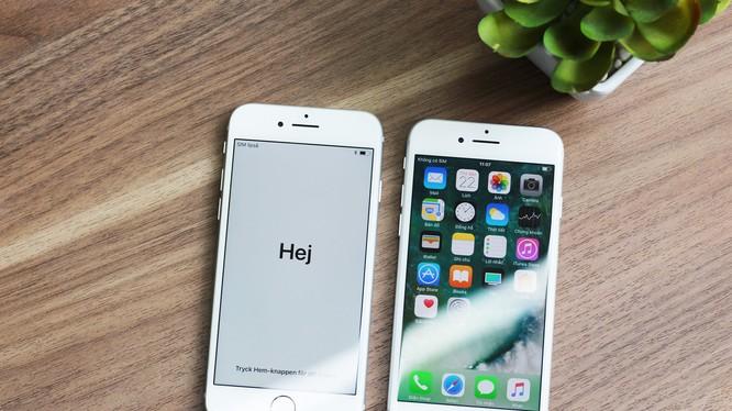 iPhone 7 và iPhone 8
