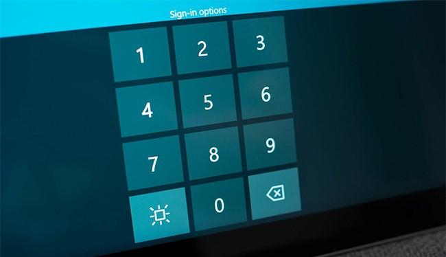 Mã PIN được đánh giá là hình thức bảo mật tiện dụng và an toàn trên hệ điều hành Windows 10