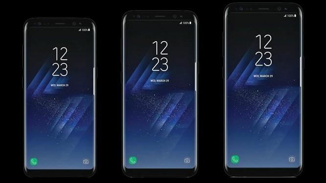 Mặc dù đến khoảng tháng 2/2018 mới ra mắt nhưng đã có vô số tin đồn xung quanh mẫu điện thoại Samsung GALAXY S9 (Nguồn: wccftech)