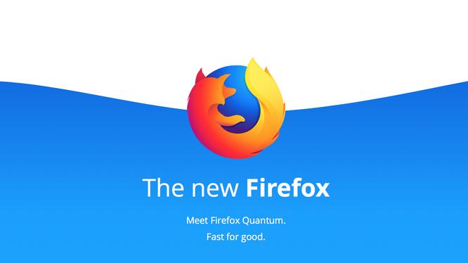 14/11, Mozilla công bố trình duyệt mới nhất Firefox Quantum với hàng loạt cải tiến. Nguồn: Mozilla