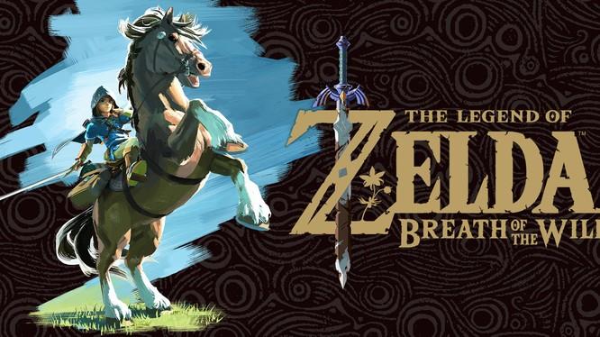 Legend of Zelda: Breath of the Wild trên Nintnedo Switch đạt điểm tuyệt đối 10/10 của cả 2 chuyên trang uy tín IGN và gamespot. Nguồn: Nintendo