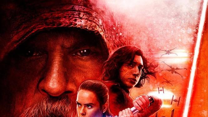 Star Wars: The Last Jedi thu về 500 triêu USD ngay trong tuần công chiếu. Nguồn: Comic Book