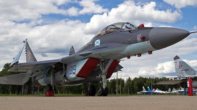Máy bay tiêm kích Mig-29 đã chứng minh hiệu quả trên chiến trường Syria. Nguồn: usni