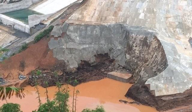 Thủ tướng yêu cầu khẩn trương khác phục sự cố Thủy điện Sông Bung 2