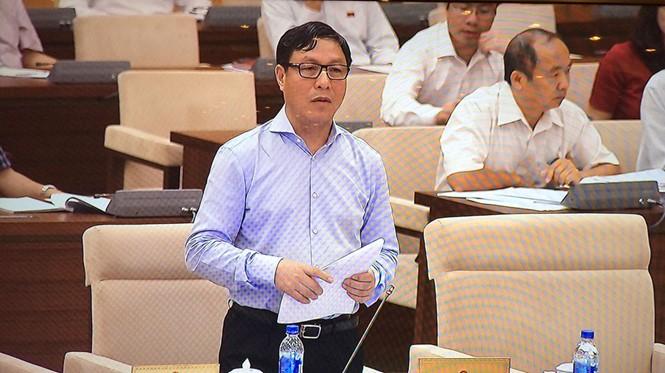 Ông Đặng Huy Đông, Thứ trưởng Bộ Kế hoạch & Đầu tư