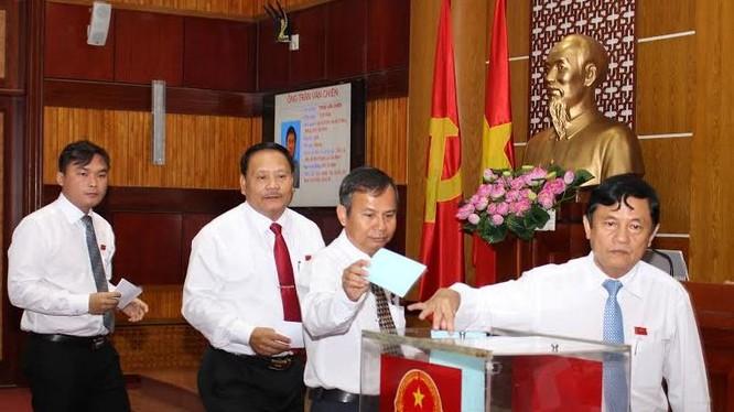 Kỳ họp thứ 2, HĐND tỉnh Tây Ninh, nhiệm kỳ 2016-2021 (Ảnh Báo Tây Ninh)