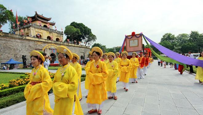 Các hoạt động văn hóa - du lịch tại Liên hoan diễn ra sôi nổi
