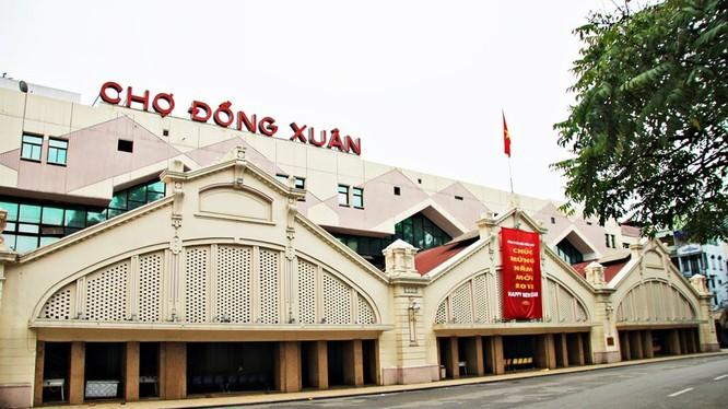Chợ Đồng Xuân, Hoàn Kiếm, Hà Nội