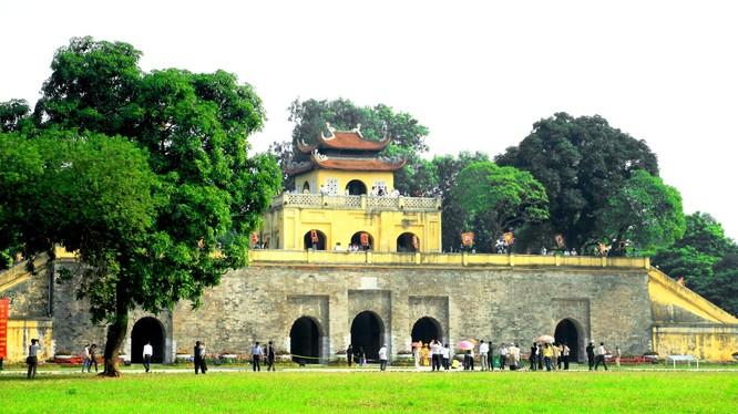 Khu di tích Hoàng Thành Thăng Long cần có quy chế tổ chức sự kiện.