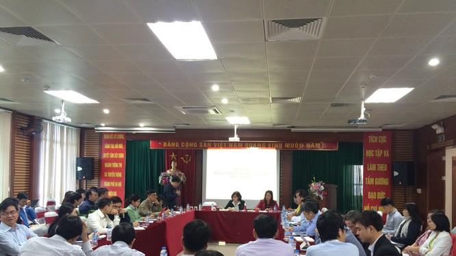 Hội nghị triển khai dịch vụ công trực tuyến mức độ 3 diễn ra ngày 2/11.