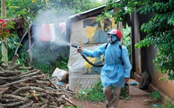 Số ca nhiễm vi rút Zika liên tục gia tăng tại TP HCM