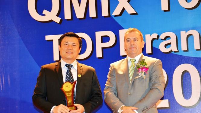 NAM A BANK liên tiếp nhận hai giải thưởng quốc tế