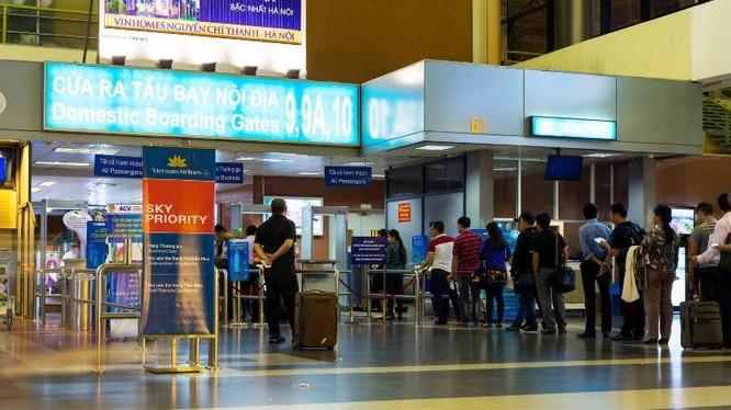 Hacker gây sự cố an ninh mạng tại sân bay Nội Bài vào tháng 7 vừa qua. (Ảnh minh họa)