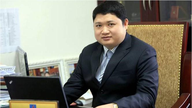 Ông Vũ Đình Duy – thành viên Hội đồng thành viên Tập đoàn Hóa chất.