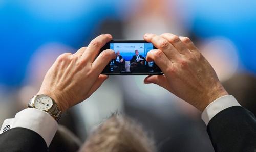 Điện thoại thông minh vẫn là thiết bị chụp ảnh phổ biến nhất trong năm 2016.