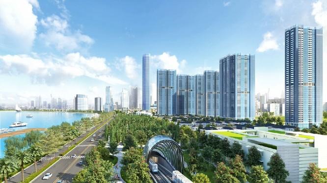 Dự án Vinhomes Golden River - sản phẩm bất động sản cao cấp của Tập đoàn Vingroup tại TP. Hồ Chí Minh
