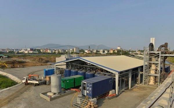 Dự án Xử lý Môi trường ô nhiễm Dioxin tại Đà Nẵng.