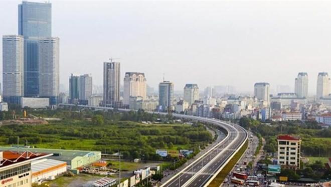 Chỉ trong tháng 1/2017, Hà Nội đã cấp mới 43 dự án. (Ảnh minh họa)
