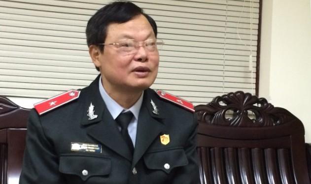 Ông Phạm Trọng Đạt, Cục trưởng Cục Chống tham nhũng, Thanh tra Chính phủ
