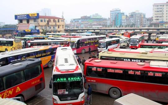 Phương án điều chuyển luồng, tuyến xe khách Hà Nội bị nhiều doanh nghiệp phản ứng.
