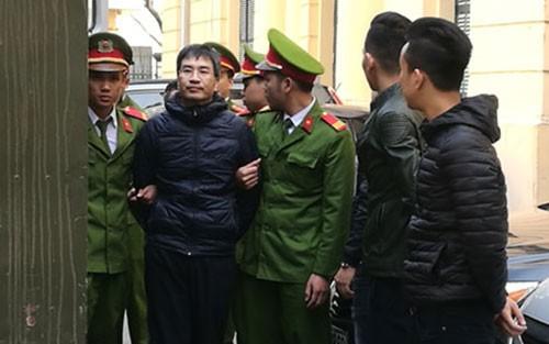 Giang Kim Đạt bị truy tố tội tham nhũng. Ảnh: Thân Hoàng - Tuổi trẻ