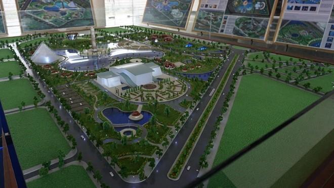 Đồ án quy hoạch được tỉnh Thanh Hóa trưng bày công khai.