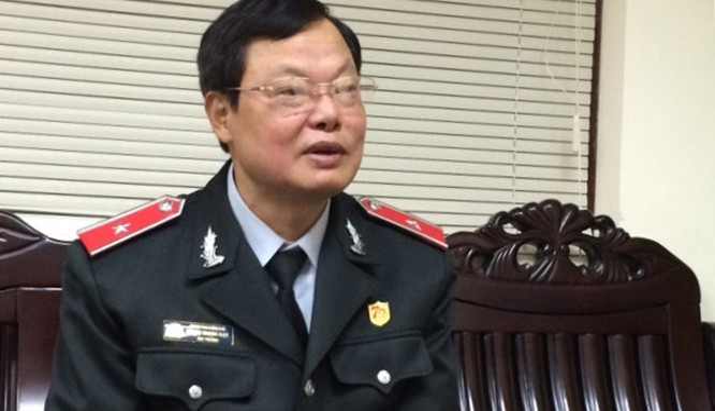 Ông Phạm Trọng Đạt, Cục trưởng Cục Chống tham nhũng, Thanh tra Chính phủ.