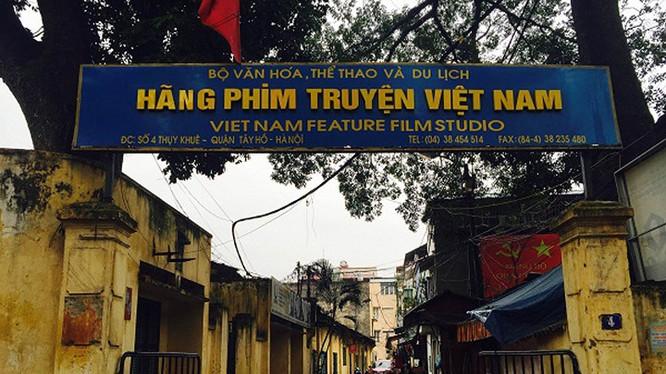 Cổ phần hóa Hãng phim truyện Việt Nam từng gây xôn xao khi được định giá rất thấp.