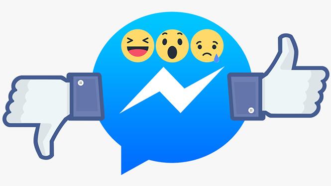 Một lượng người dùng Facebook Messenger đang được tiếp cận với nút Dislike