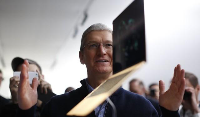 Chỉ có khoảng 30% số người dùng Mac đang sử dụng phiên bản MacBook Pro.