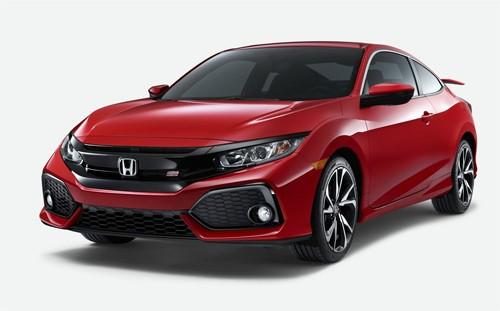 Civic Si có thiết kế sắc sảo hơn, sức mạnh vượt trội so với Civic bản tiêu chuẩn.