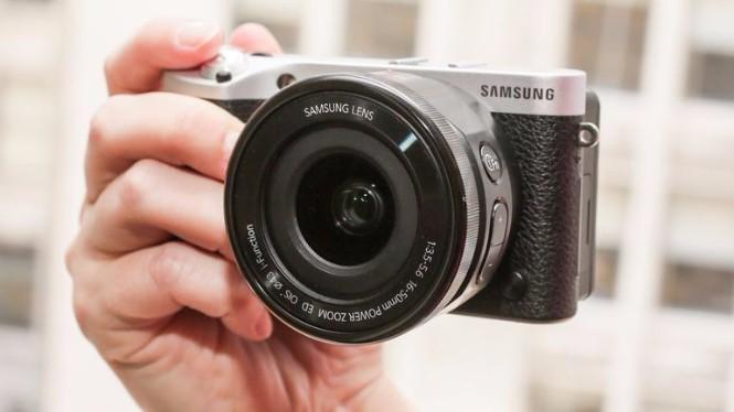 Samsung NX500 là máy ảnh kỹ thuật số gần nhất của gã khổng lồ công nghệ Hàn Quốc