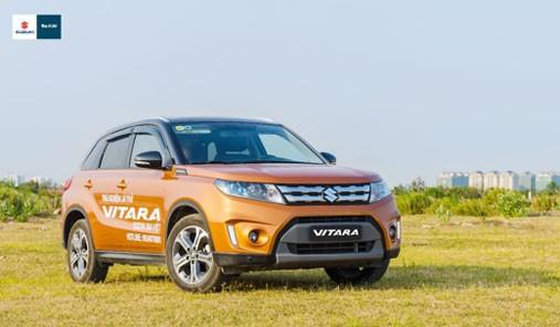Phiên bản Suzuki Vitara 2016 ra mắt với màn lột xác ngoạn mục