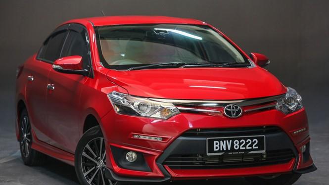 Được nâng tính năng mới, Toyota Vios tại Malaysia vẫn có giá thấp hơn VN