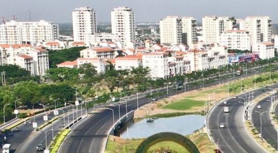 Đường Nguyễn Văn Linh (quận 7).