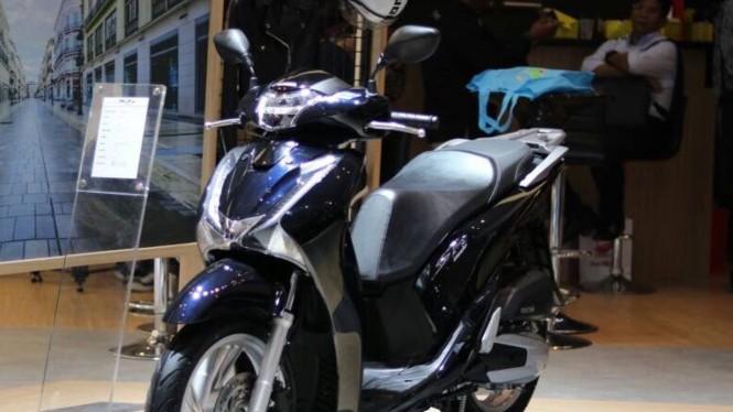 Honda SH lần đầu tới thị trường Indonesia