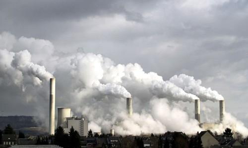 Nồng độ CO2 trong khí quyển Trái Đất vượt qua ngưỡng 410 ppm. Ảnh: Zee News.