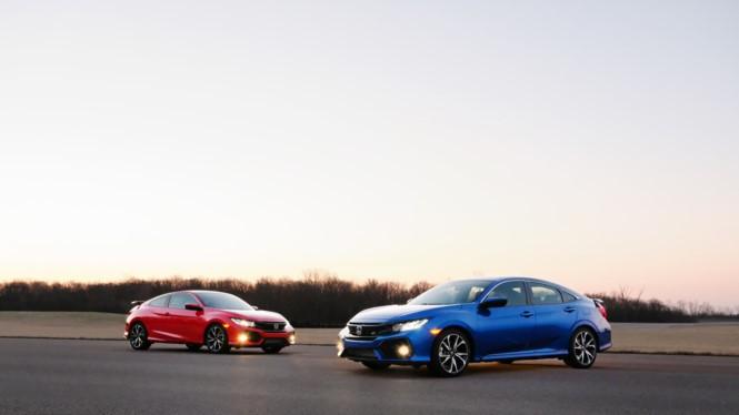 Honda bán ra Civic Si 2017