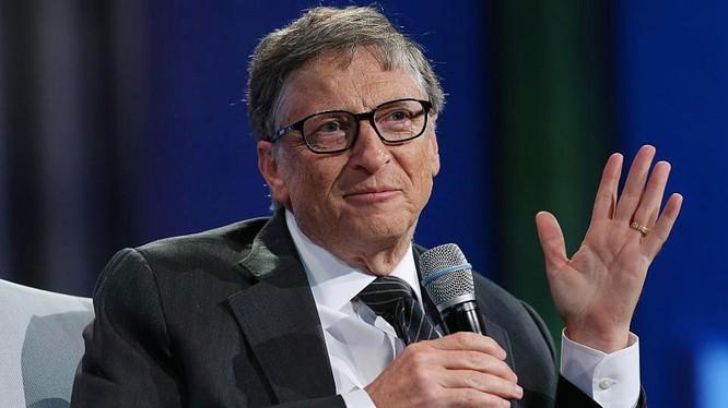 Bill Gates có nhiều lời khuyên hữu ích cho sinh viên.