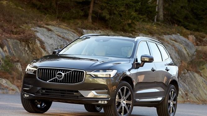 Volvo XC60 2018 được xem là đối thủ cạnh tranh với Audi Q5, Mercedes-Benz GLC