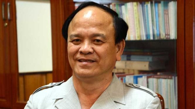 Ông Nguyễn Văn Thiện, nguyên Bí Thư Tỉnh ủy Bình Định.
