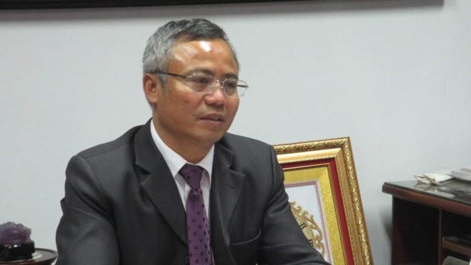 Ông Nguyễn Đăng Chương, Cục trưởng Cục Nghệ thuật biểu diễn. Ảnh - Tuổi trẻ.