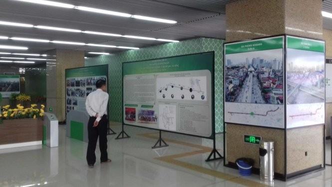 Dự án Cát Linh - Hà Đông bị tố 'chôm' bản đồ của sinh viên.