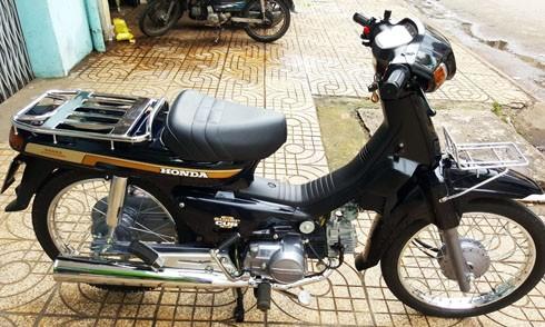 Honda Super Cub Custom 100, hàng nội địa Nhật Bản.