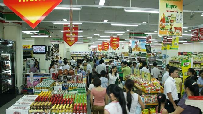 Tập thể lãnh đạo UBND TP. Hà Nội thống nhất bán hết phần vốn nhà nước tại Tổng Công ty Thương mại Hà Nội. (Ảnh minh họa, nguồn internet).
