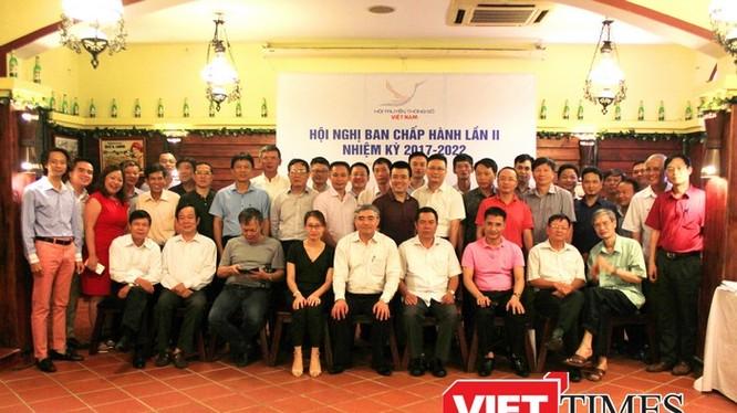 Hội truyền thông số Việt Nam đã tổ chức Hội nghị Ban chấp hành lần II, nhiệm kỳ 2017 - 2020.